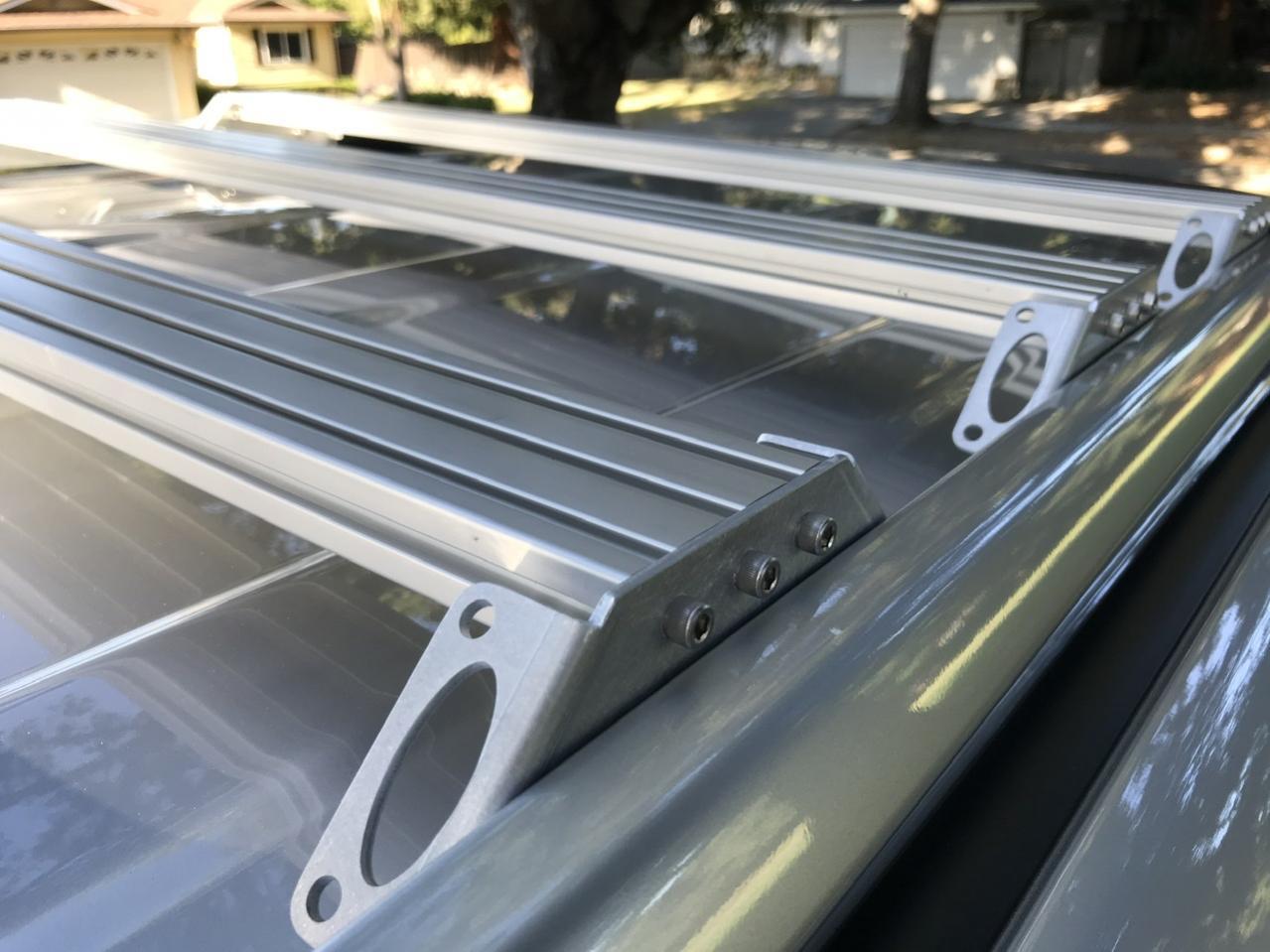5th Gen Aluminum Roof Rack Using OEM Siderails: NiseRack-403eeb19-2278-4f02-9dab-55bc77e68842-jpg