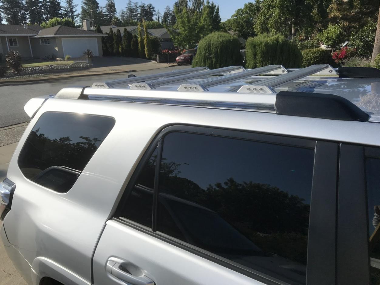 5th Gen Aluminum Roof Rack Using OEM Siderails: NiseRack-0b2d8f4a-76ad-4759-90fd-b014b2ecb70f-jpg