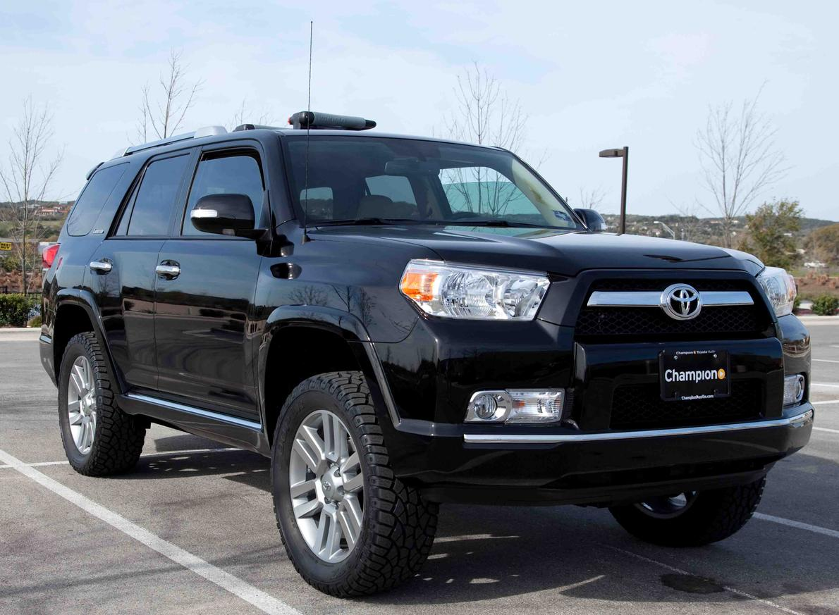 Used Toyota Four Runner For Sale 2010 Toyota 4runner Limited 19 Pictures to pin on Pinterest
