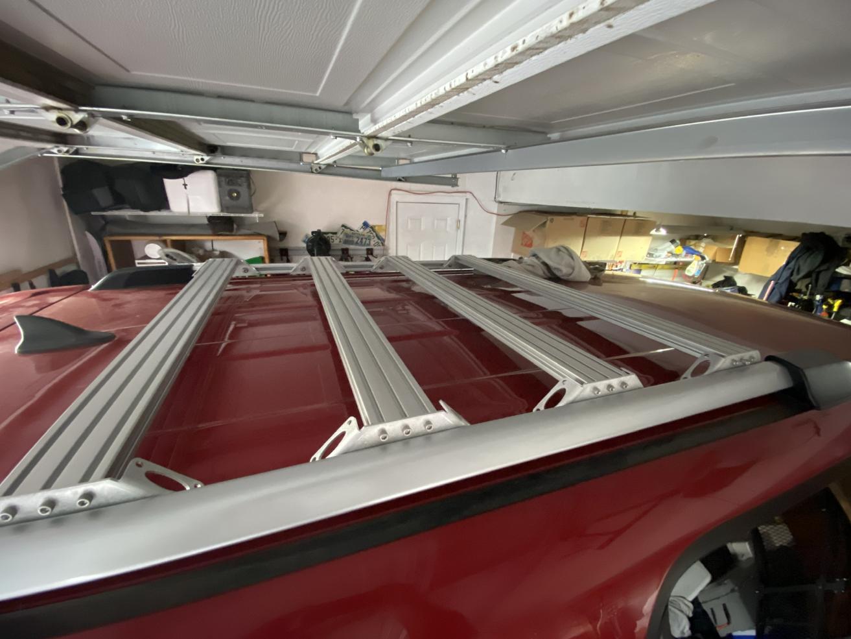5th Gen Aluminum Roof Rack Using OEM Siderails: NiseRack-a8bf1e15-37ad-4141-b0bd-d9ef69e35cad-jpg