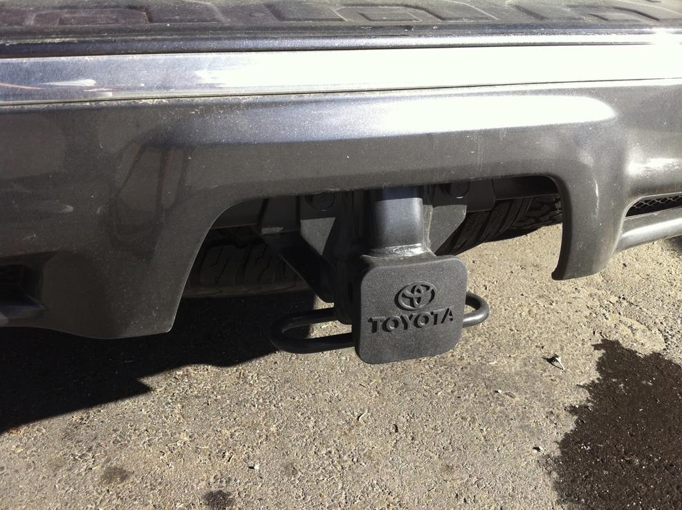 Hitch Cover Fitting Toyota 4runner Forum Largest