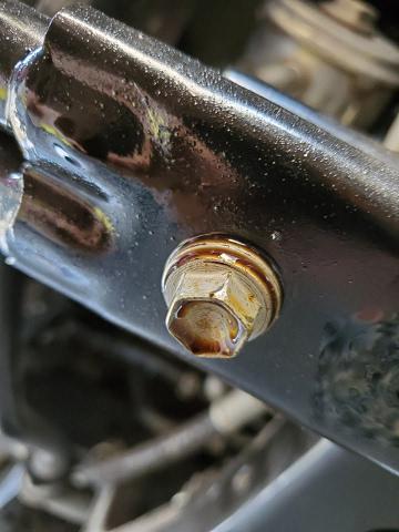 Aluminum Oil filter cap assy leaking-33-jpg