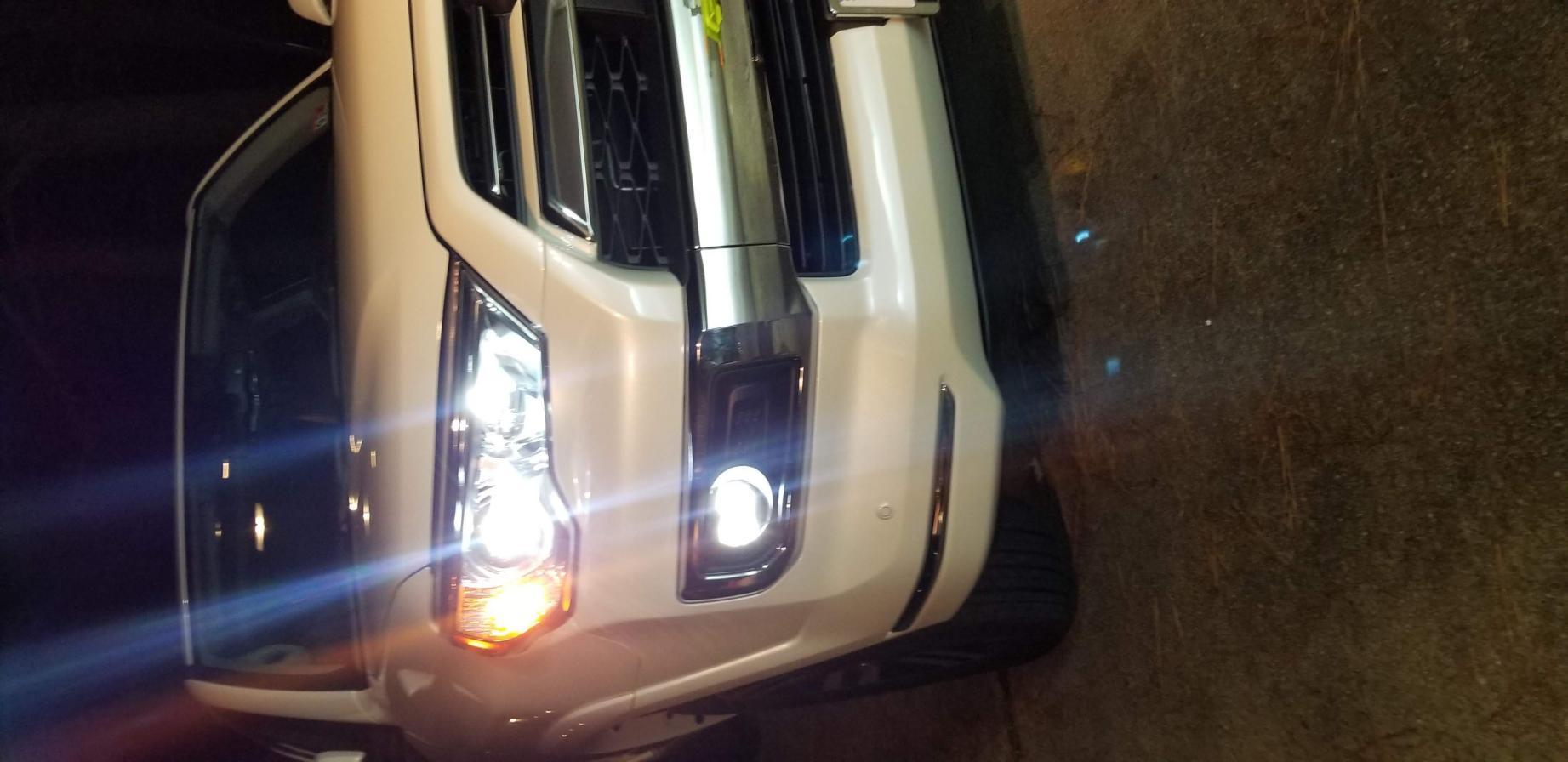 2021 4Runner OEM LED Headlights/Lights Performance and Retrofit-20201014_191738-jpg