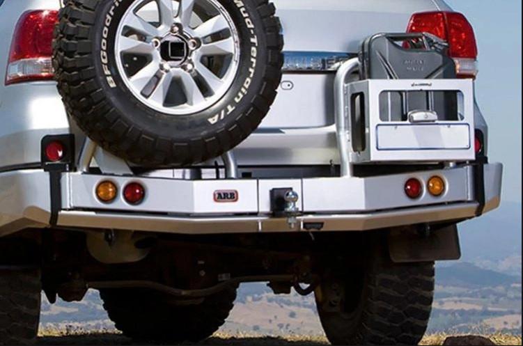Opinion please: Color match rear bumper or black?-lc-silver-jpg