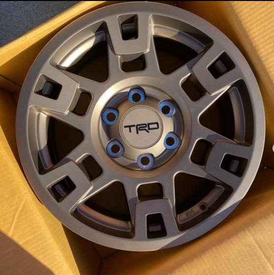 TRD wheels now available in bronze??? WOW!-1-jpg