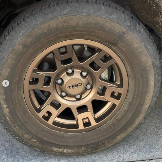 TRD wheels now available in bronze??? WOW!-4-jpg