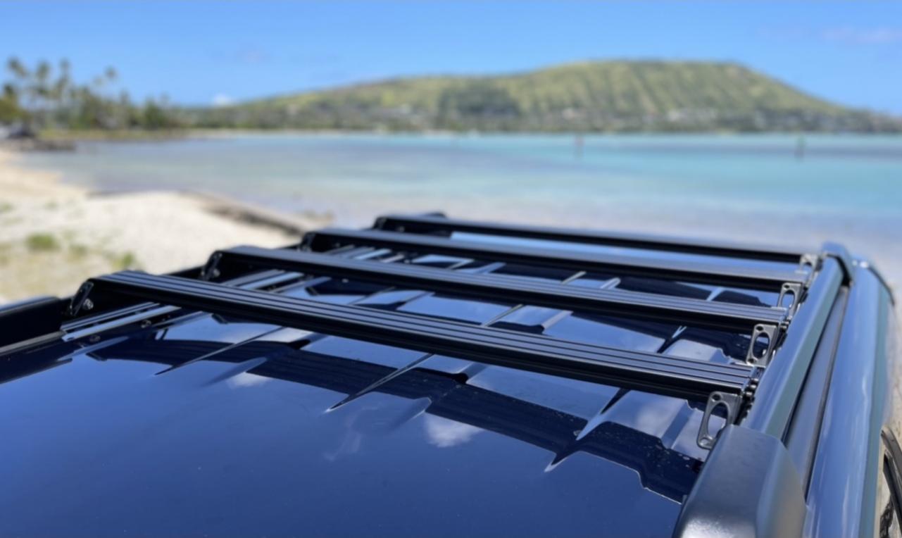 5th Gen Aluminum Roof Rack Using OEM Siderails: NiseRack-0abc58b1-5af5-491c-ae6d-f2e7bc26bf1c-jpg