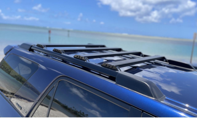 5th Gen Aluminum Roof Rack Using OEM Siderails: NiseRack-afe802c5-3074-4784-8b2b-760f46ca4257-jpg