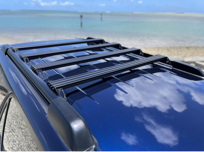 5th Gen Aluminum Roof Rack Using OEM Siderails: NiseRack-35a31655-3f9d-4a9f-8251-81cfd23f292c-jpg
