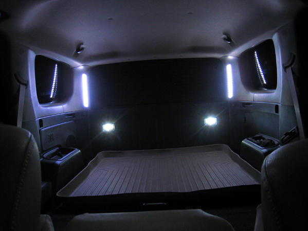 Cargo Area Led Light Mod Page 4 Toyota 4runner Forum