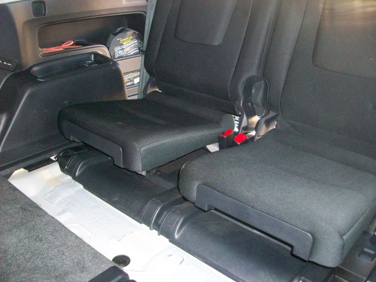 replaced sliding cargo tray with 3rd row seats toyota. Black Bedroom Furniture Sets. Home Design Ideas