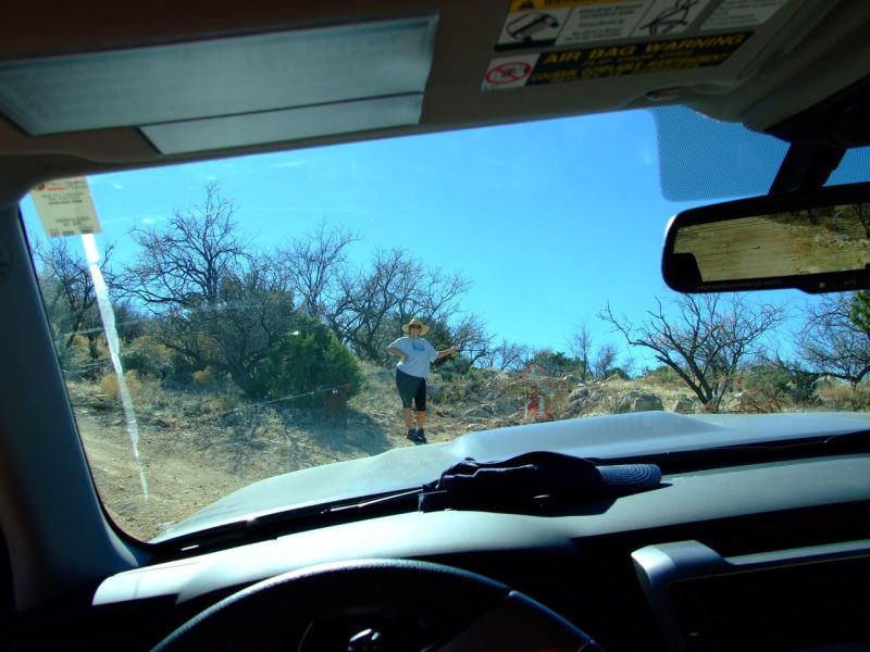 Where Have You Been Off Road In Your Te Toyota 4runner