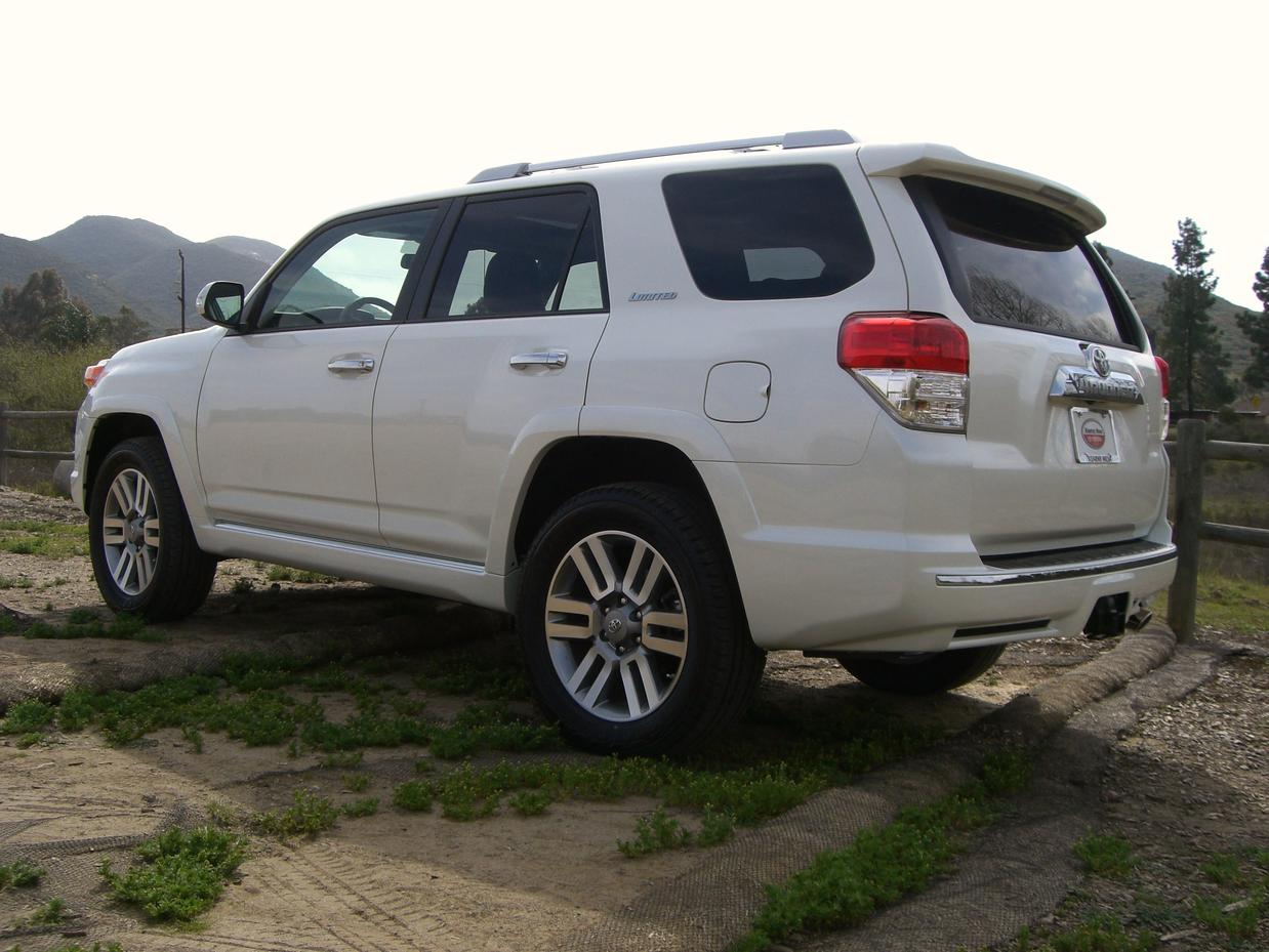 toyota 4runner tire size autos post. Black Bedroom Furniture Sets. Home Design Ideas