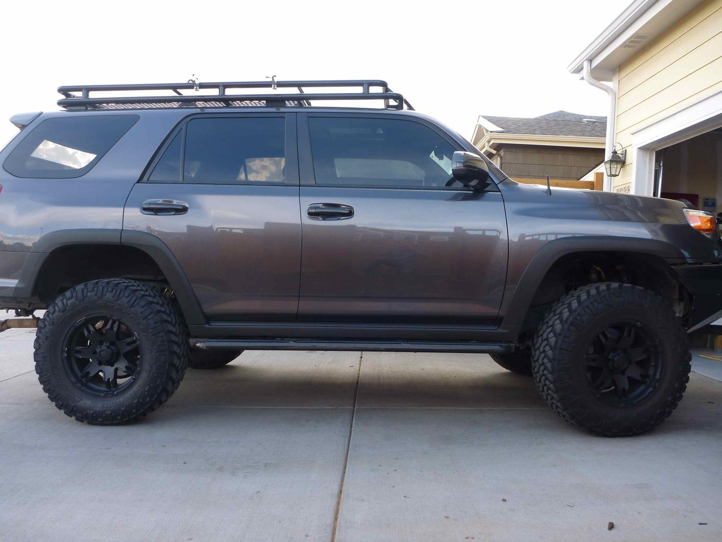 3m Matte Black Vinyl Toyota 4runner Forum Largest