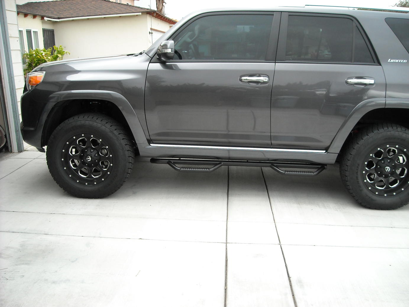 Newbie With Running Board Question Toyota 4runner Forum
