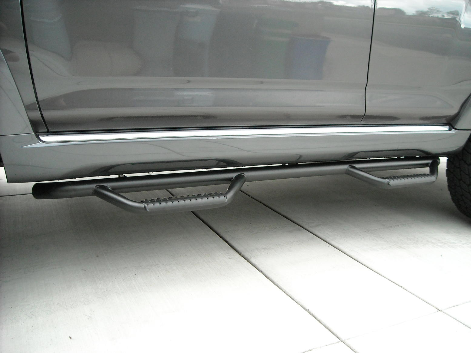 Nfab Running Boards >> N Fab Step Up Running Boards For Trail Edition Toyota
