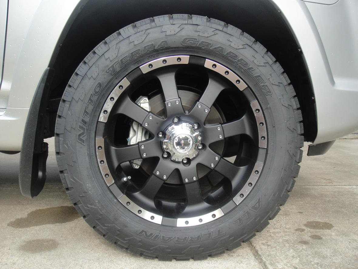 Hankook Dynapro Atm 275 55r20 >> Need advice on All Terrain tires for 20in limited wheels - Toyota 4Runner Forum - Largest ...