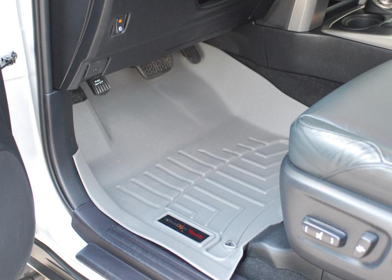 Weathertech Floor Liners Junk Toyota 4runner