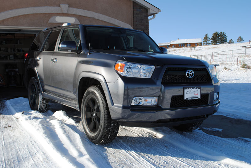 Blacked Out Sr5 Wheels Toyota 4runner Forum Largest