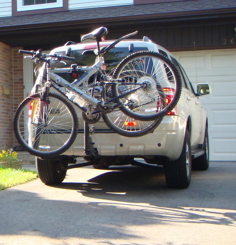 Tow Hitch Bike Rack >> Trailer Hitch Bike Rack Toyota 4runner Forum Largest 4runner Forum