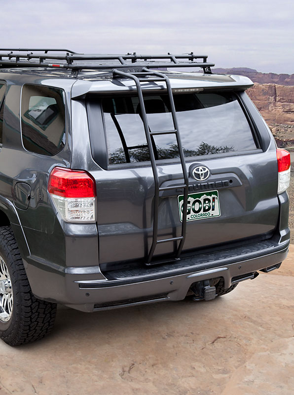 Gobi Rack Group Buy Stealth Ranger Rooftop Rack With