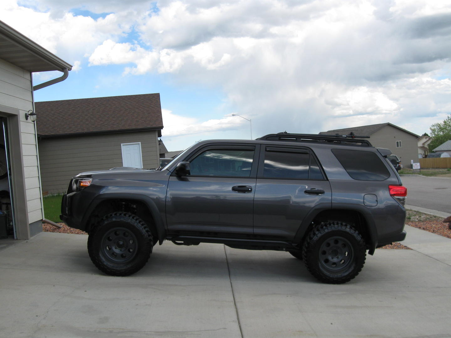Magnetic Grey 4runners Lets See Them Page 5 Toyota