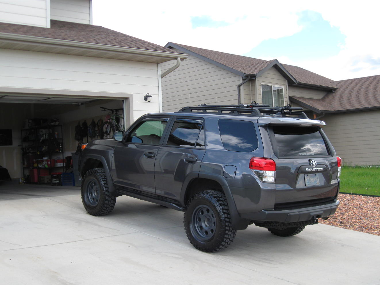 magnetic grey 4runners lets see them page 5 toyota. Black Bedroom Furniture Sets. Home Design Ideas