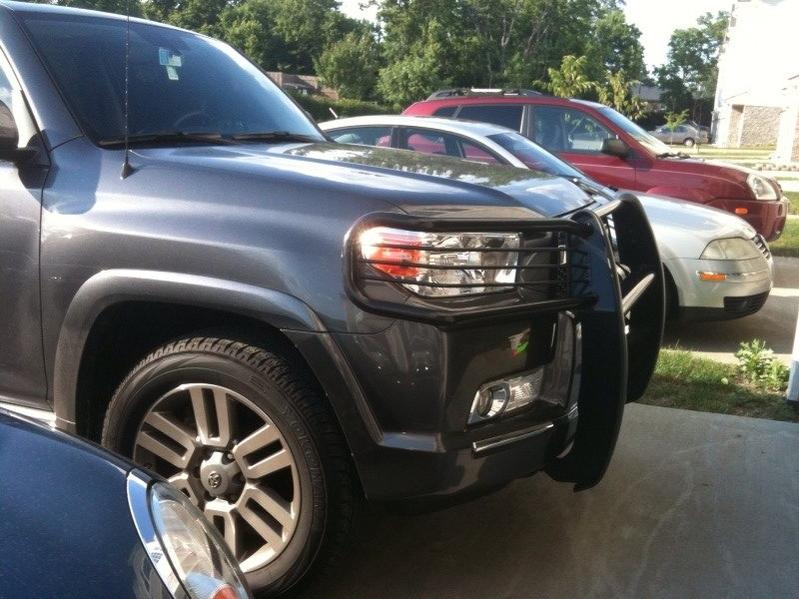 Aries Grillbrush Guard Toyota 4runner Largest. Name 2 Views 27287 Size 773 Kb. Toyota. Toyota 4runner Bumper Guard Diagram At Scoala.co