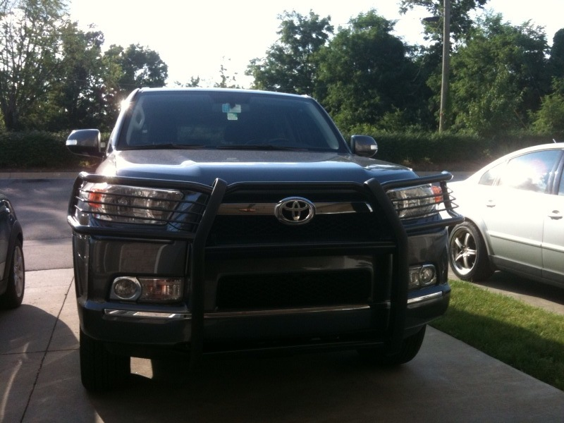 Aries Grill Brush Guard Toyota 4runner Forum Largest