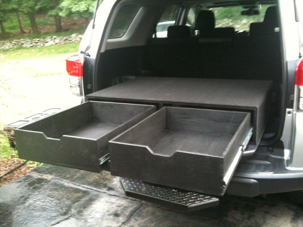 Simple Drawer System Toyota 4Runner Forum Largest