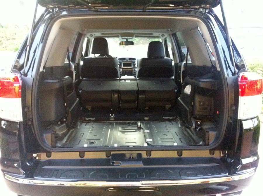toyota 4runner with third row seats autos post. Black Bedroom Furniture Sets. Home Design Ideas