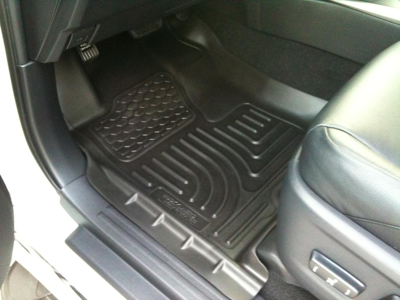 kb car discussion mat liners attached husky weathertech vs mats new gen page img floor