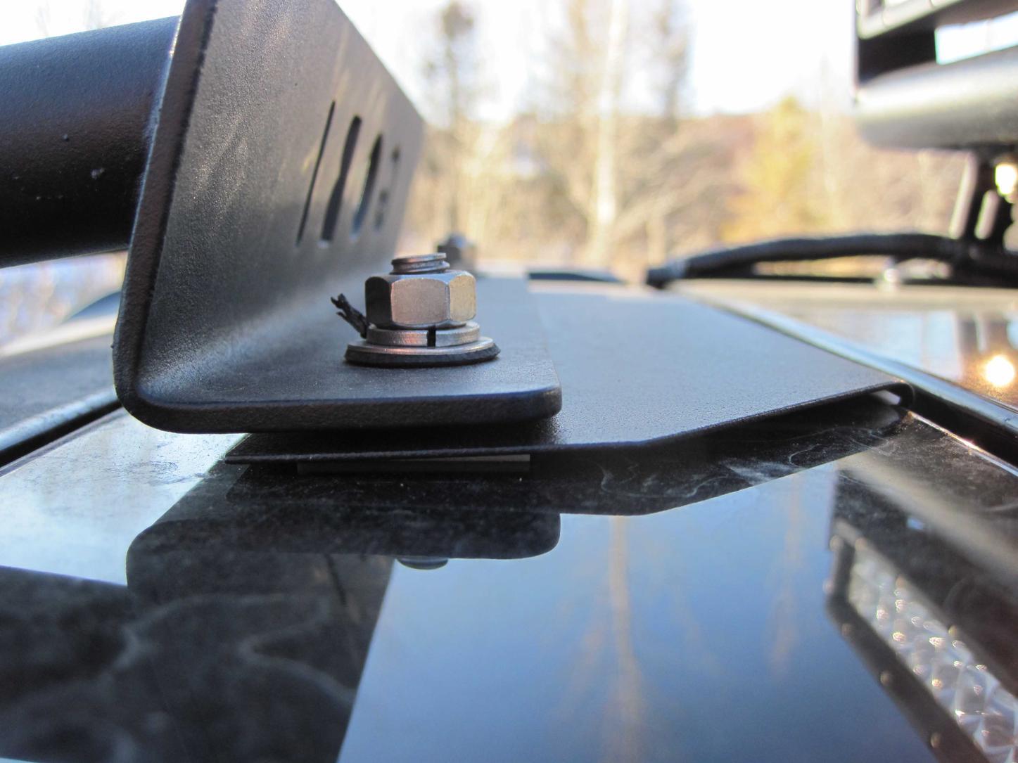 Toyota Wilmington Nc >> Gobi Ladder Rubbing Issues...anyone? - Toyota 4Runner Forum - Largest 4Runner Forum