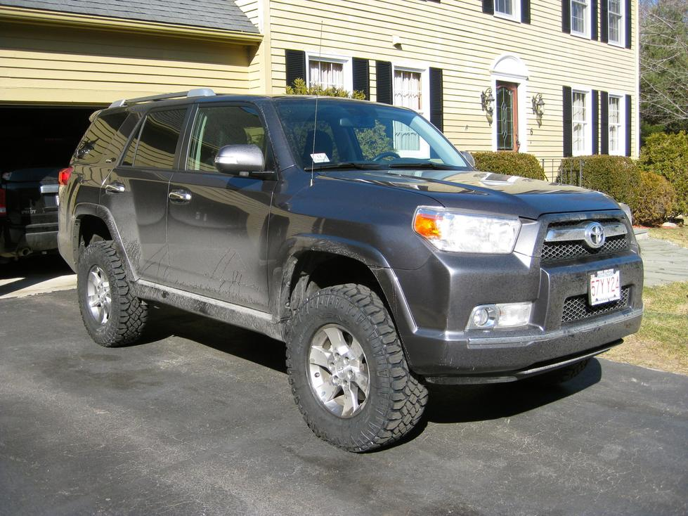 5th Gen T4r Picture Gallery Page 119 Toyota 4runner