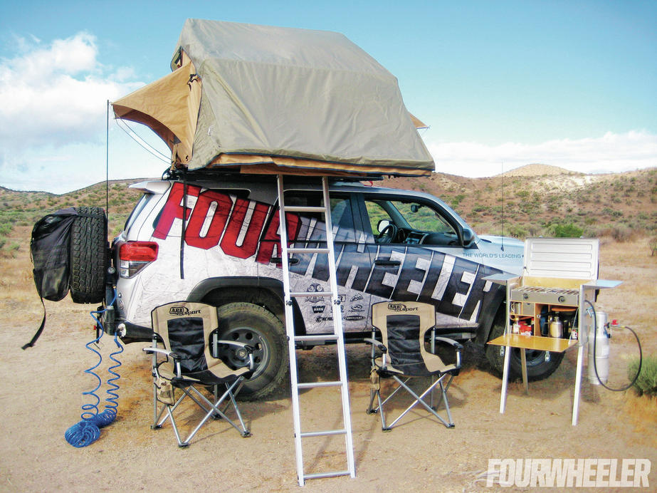 Clever Idea For Cargo And Overlanding Toyota 4runner Forum Largest 4runner Forum