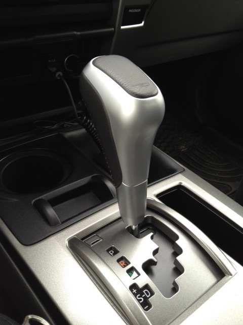 Gear shift knob change - Page 8 - Toyota 4Runner Forum - Largest ...