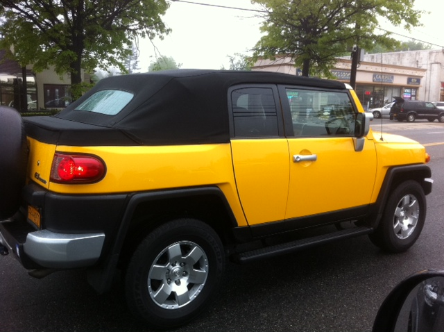 Convertible Fj Can It Be Done To A 5th Gen
