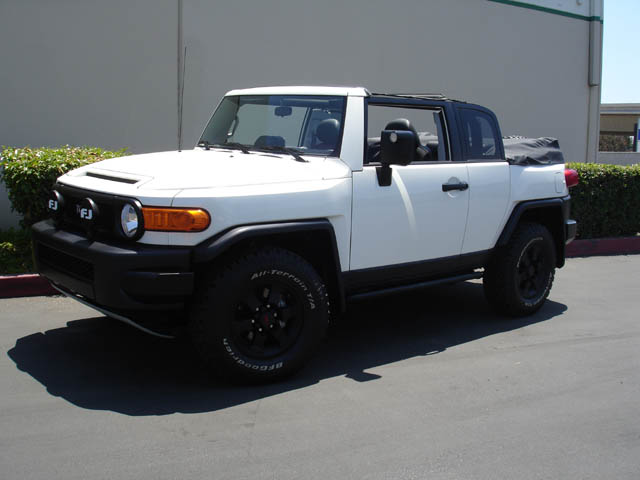 Convertible Fj Can It Be Done To A 5th Gen Toyota