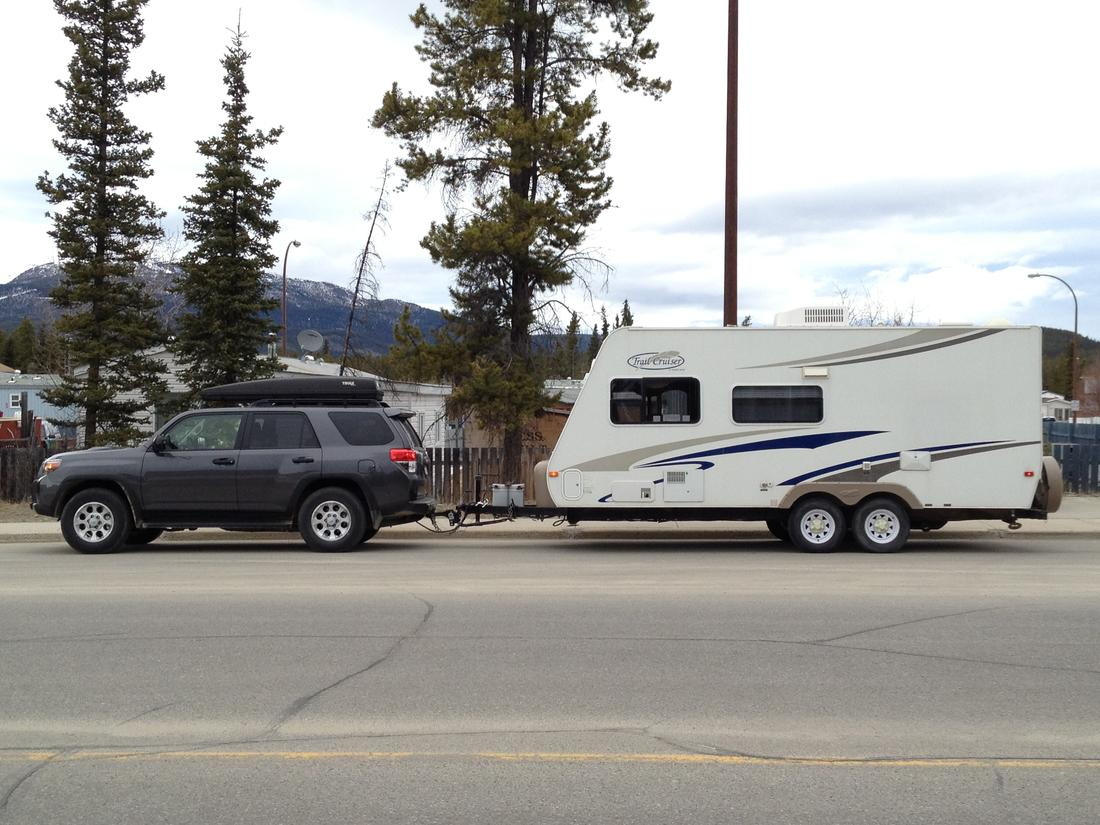 towing toyota tacoma with rv autos post. Black Bedroom Furniture Sets. Home Design Ideas