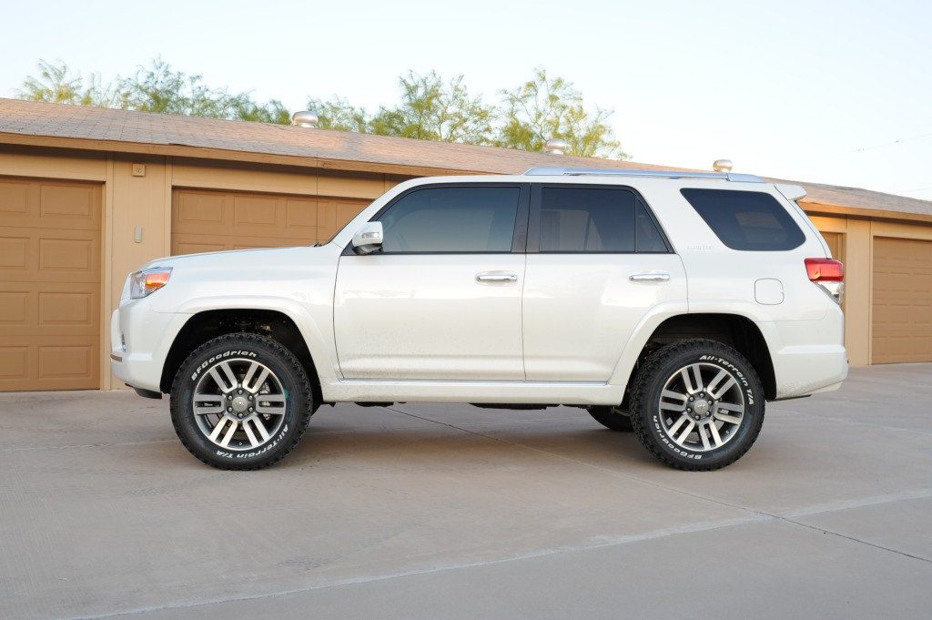 Skipping The Running Boards Question Toyota 4runner