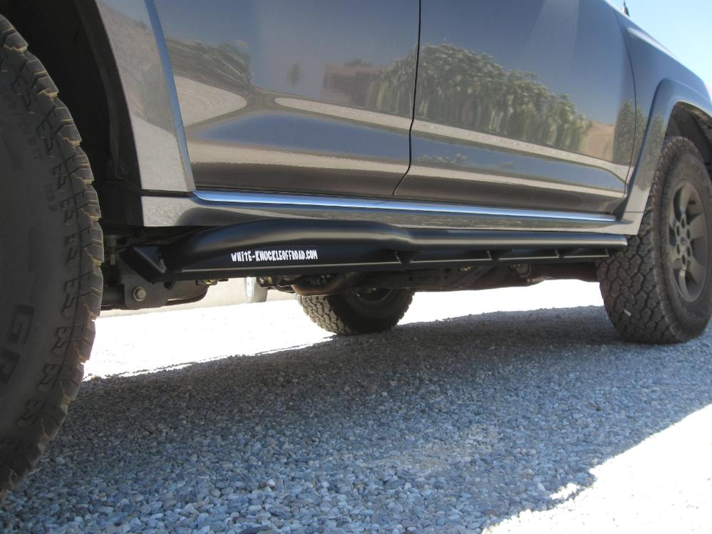 Sliders From White Knuckle Off Road Page 2 Toyota
