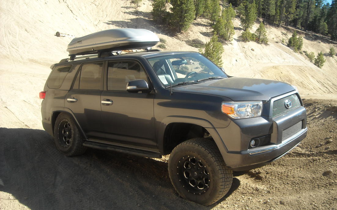 official 5th gen t4r off road pics page 18 toyota 4runner forum largest 4runner forum. Black Bedroom Furniture Sets. Home Design Ideas