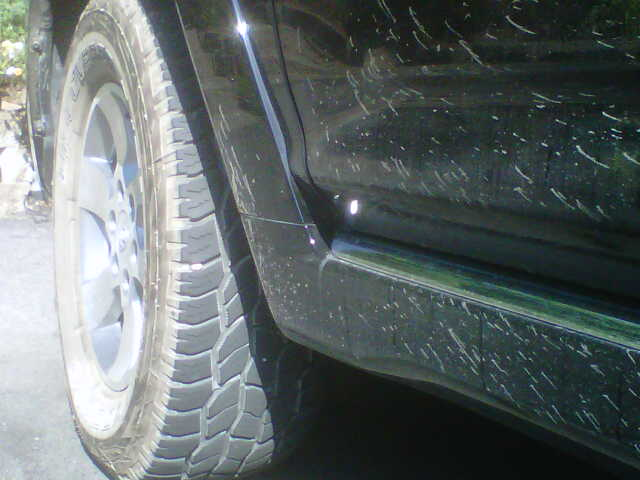 Cool all terrain p rated tire - Toyota 4Runner Forum ...