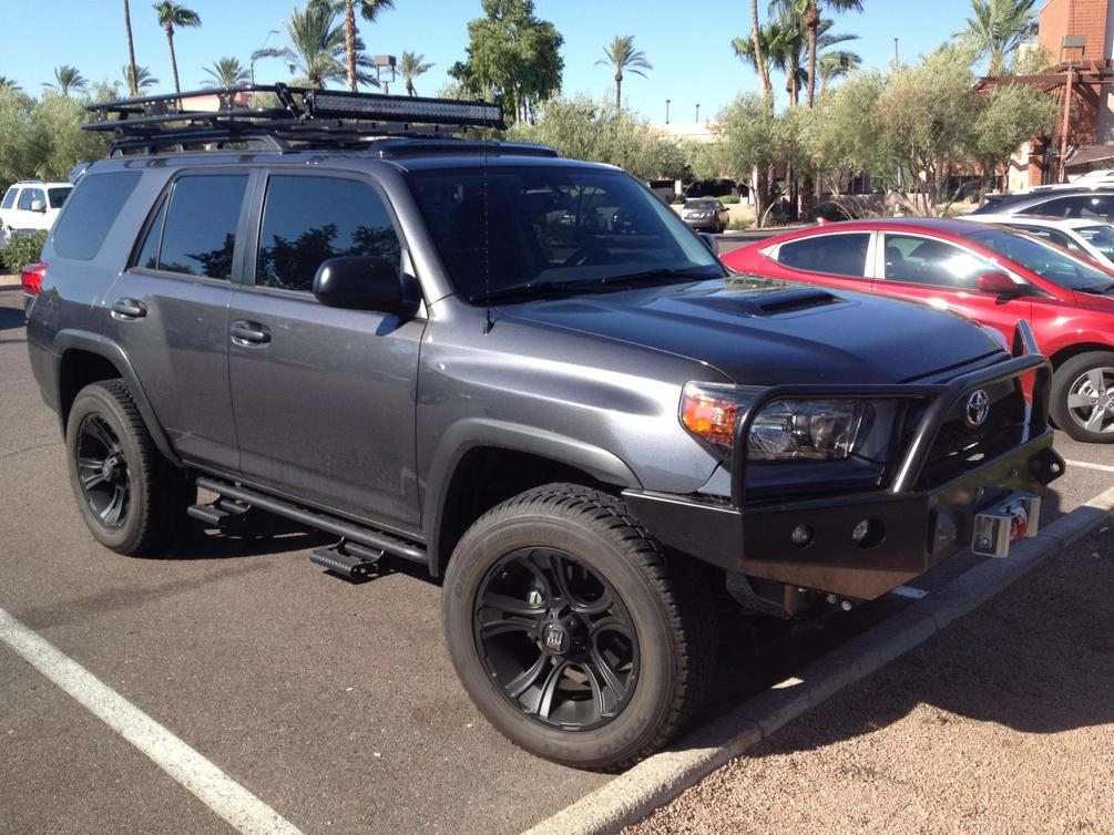 Post your LIFTED pix here! - Page 62 - Toyota 4Runner Forum ...