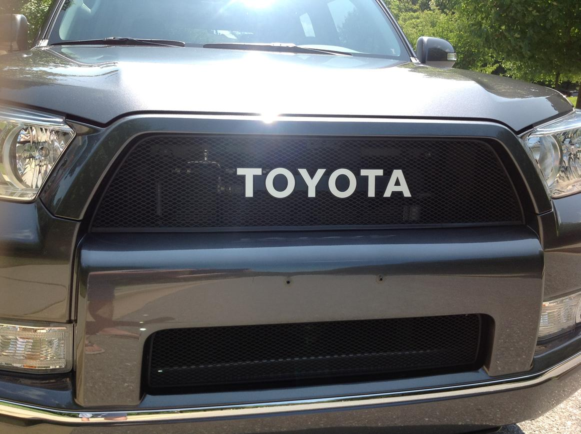 magnetic grey 4runners lets see them page 10 toyota 4runner forum largest 4runner forum. Black Bedroom Furniture Sets. Home Design Ideas
