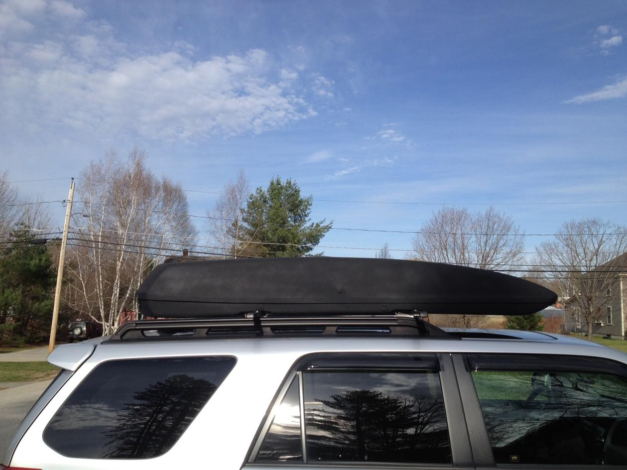 Sports Authority Soft Roof Top Cargo Bags Regreen Springfield