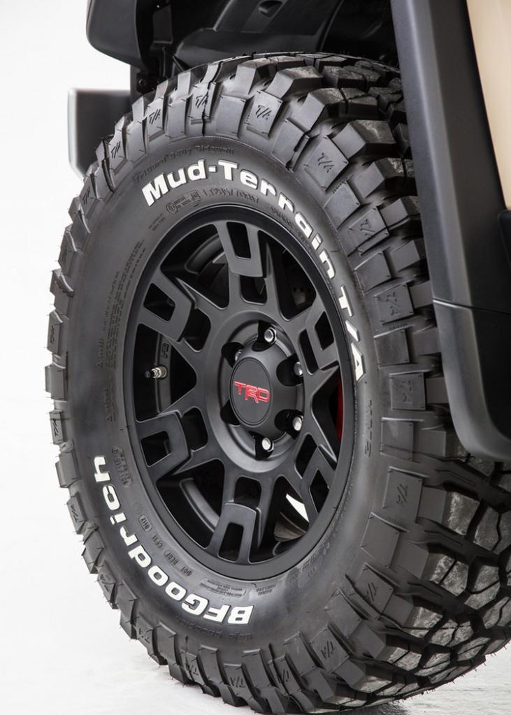 5th Gen 4runner Wheels >> Tundra TRD Pro - Page 7 - TundraTalk.net - Toyota Tundra Discussion Forum