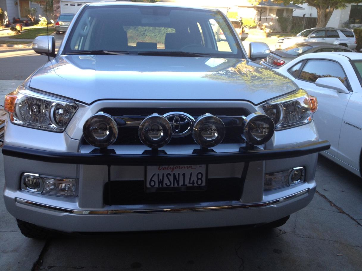 Next Mod Defiant Light Bar And Lights Page 2 Toyota 4runner