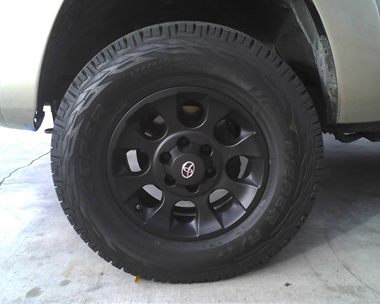 Powder Coated Wheels Toyota 4runner Forum Largest