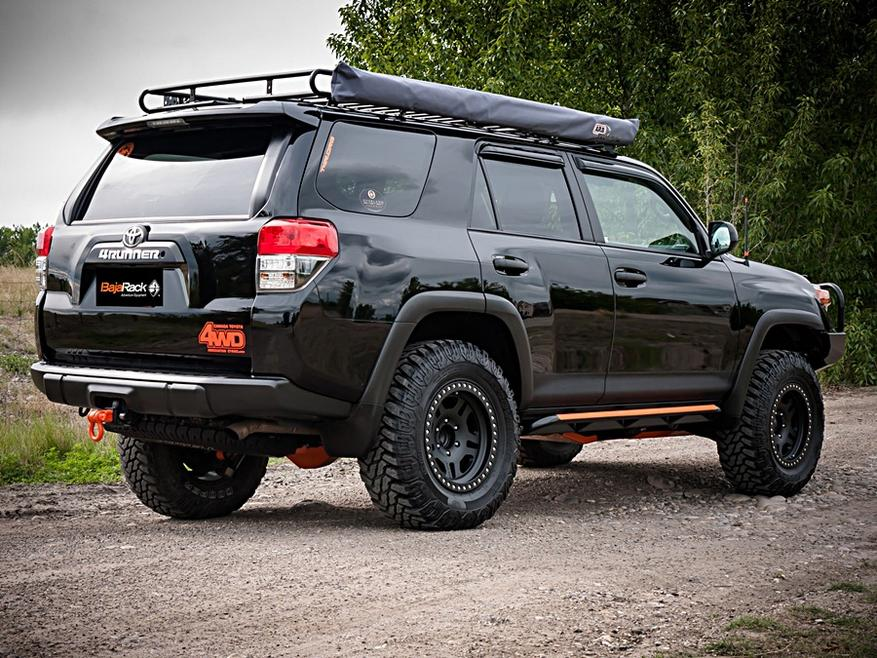 Toyota 4runner Off Road Accessories